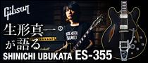 生形真一が語る SHINICHI UBUKATA ES-355