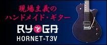【製品レビュー】RYOGA / HORNET-T3V
