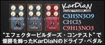 【製品レビュー】KarDiaN(カージアン) / C3H5N3O9、CHCl3、C9H13NO3
