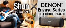 Shun(TOTALFAT)× DENON Envaya Bluetooth Speaker DB250BT