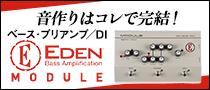 【製品レビュー】EDEN / MODULE