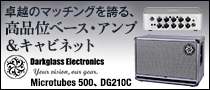 【製品レビュー】Darkglass Electronics / Microtubes 500、DG210C