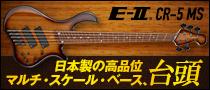 【製品レビュー】E-Ⅱ / CR-5 MS