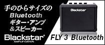 【製品レビュー】Blackstar / FLY 3 Bluetooth