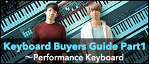 Keyboard Buyers Guide Pt.1