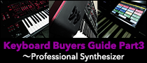 Keyboard Buyers Guide Pt.3