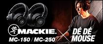 【特集】DÉ DÉ MOUSE × MACKIE. MCシリーズ