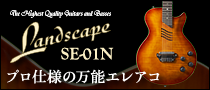 【製品レビュー】Landscape / SE-01N