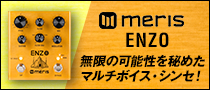 【製品レビュー】Meris / ENZO reviewed by 中西道彦(Yasei Collective)